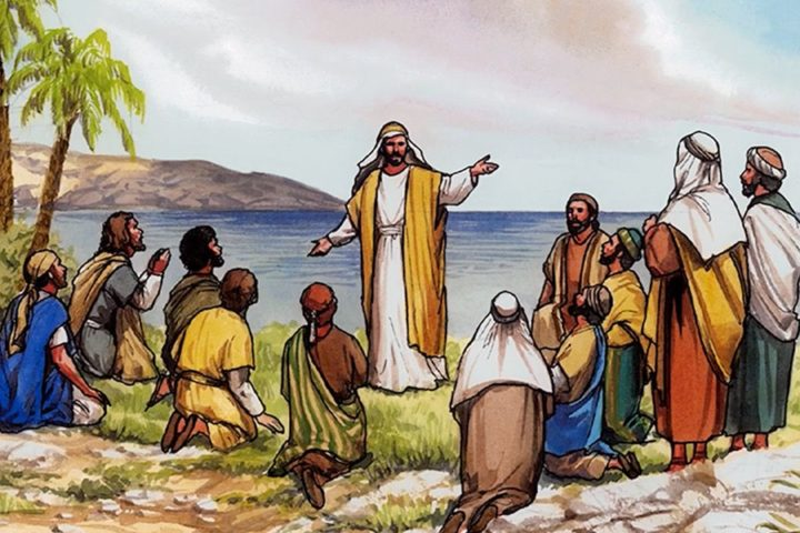 Jesus in the Great Commission