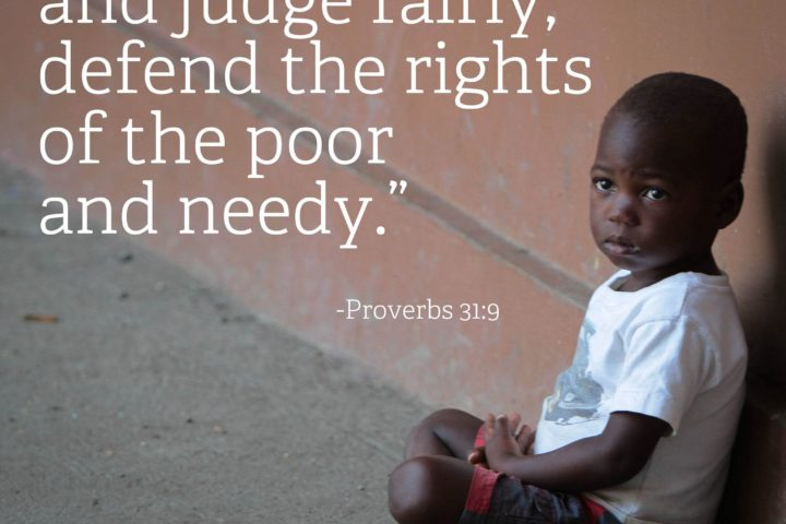 Defend the Rights of the Poor