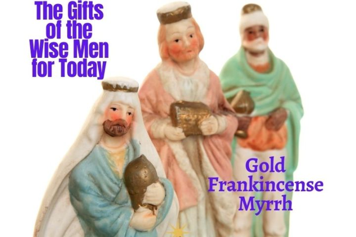 Gold, Frankincense, and Myrrh - The Gifts of the Wise Men for Today SavorScripture.com